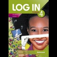 Log In To English 4, Log In To English, Log In 2nd Edition Livro Do Aluno 4
