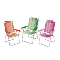 Cadeira Sol de Verão Boreal Fashion Cores Sortidas 2126
