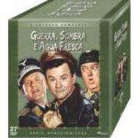 Box DVD Guerra Sombra E Água Fresca - Coleção Completa Com 27 Dvds