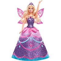 Boneca Mattel Barbie Butterfly e a Princesa Fairy BGX43