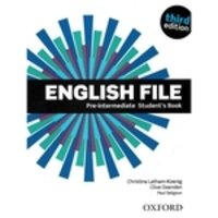 English File Pre-intermediate Student´s Book - 3rd Ed