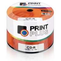 Mídia CD-R Multilaser 700MB Shrink Print Plus 50 Unidades CD051PP