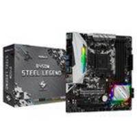 Placa Mae Asrock B450m Steel Legend Am4 / Usb 3.1/ Type-c/ Displayport, Hdmi