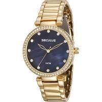 87bc7486e0a Comparar preços de Relógio de Pulso Seculus Baratos é no JáCotei