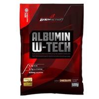Suplemento Body Action Albumin W-Tech Chocolate 500g