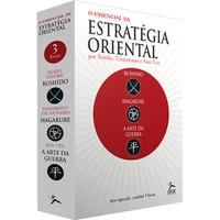 Box O Essencial da Estratégia Oriental 3 Volumes