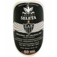 Cachaça Seleta Atlético 50ml