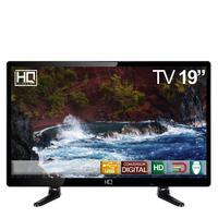 TV LED 19,5 HQ HQTV19 Conversor Digital