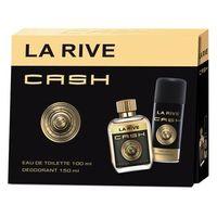 Kit Eau de Toilette La Rive Cash Man + Desodorante