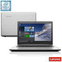 Notebook Lenovo Intel Core I7 6500U 2.5GHz 8GB 1TB Ideapad 310 80UH0004BR Windows 10 Home