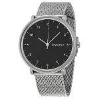 Relógio Masculino Skagen Skw6175/Z 40mm Prata
