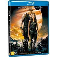 O Destino de Jupiter Blu-Ray - Multi-Região / Reg.4