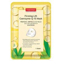 Máscara Rejuvenescedora Purederm Firming Lift Coenzyme Q 10 Masc 1 Unidade