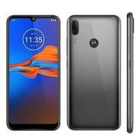 Smartphone Motorola Moto E6 Plus XT2025-1 Desbloqueado 32GB Dual Chip Android Pie 9.0 Cinza