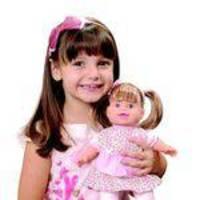 Boneca Stacy Doll Pulando Corda 347 - Miketa