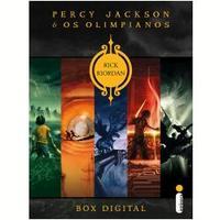 Ebooks Box Série Percy Jackson e os Olimpianos, Percy Jackson e os Olimpianos