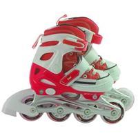 Patins Roller In-Line All Style Street Vermelho (G) 38-41