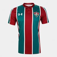 Camisa Fluminense I 19/20 s/n° Torcedor Under Armour Masculina
