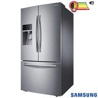 Refrigerador Samsung French Door RF23HCEDBSR/AZ Frost Free 536 Litros Inox