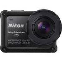 Filmadora Nikon Keymission 170 4k Preta
