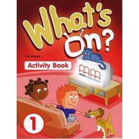What's On 1 - Activity Book