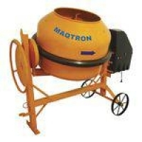 Betoneira Extra Forte 400 Litros Maqtron com Motor 2cv 1750 RPM Monofásico