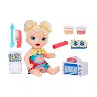 Boneca Baby Alive Hasbro Meu Primeiro Forninho E197