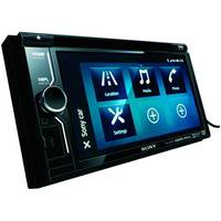 Central Multimídia Automotivo Sony XAV-612BT 6,1