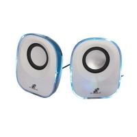 Caixa de Som X-Cell XC-CM-02 5W Branca e Azul