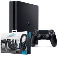 Playstation 4 Slim 500GB Sony + Dreamgear Gamer Kit