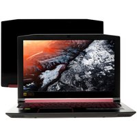 Notebook Acer Aspire Nitro 5 AN515-51-50U2 i5-7300HQ 8GB 1TB 2.5GHz 15.6 Windows 10 Preto e Vermelho