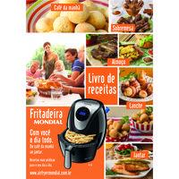 Fritadeira Elétrica Mondial AF-30-DI Family Lv Inox 3,5 Litros