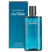 Cool Water de Davidoff Eau de Toilette 125ml Masculino