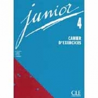 Junior: Cahier D´Exercices - 4 - IMPORTADO
