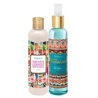 Fiorucci Splash Fragrance Boho Style Kit Deo Colônia + Sabonete Líquido