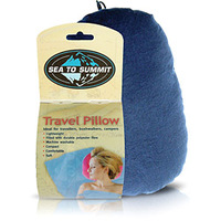 Travesseiro Sea To Summit para Camping Travel Pillow