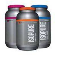 Whey Isopure Low Carb Natures Best