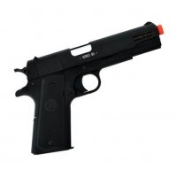 Pistola Airsoft Colt M1911 A1 Slide Metal Cybergun