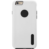 Capa para iPhone 6 Plus IKase Policarbonato Branca e Preta