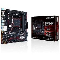 Placa mae asus matx (am4) - ddr4 - prime b450m-gaming/br
