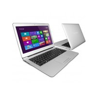 Ultrabook Qbex UX560 I3-3217U 4GB HD 500GB 14 Windows 7 Prata