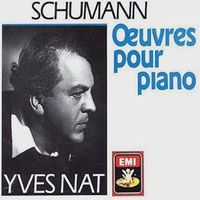 Box Yves Nat Schumann Schumann Piano Works 4Cd´s Importado