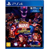 Marvel Vs Capcom Infinite Edição Limitada Playstation 4 Sony