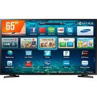 Smart TV LED 65 4K Samsung LH65BENELGAZD