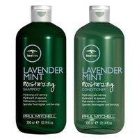 Kit Shampoo + Condicionador Paul Mitchell Tea Tree Lavender Mint Moisturizing
