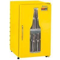 Cervejeira Gelopar 120 Litros Frost Free Iluminação Interna Amarela GRBA120AM