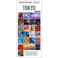 Insight Guides Tokyo Flexi Map