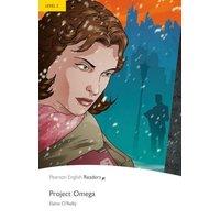 Project Omega 2 - Pack CD - Penguin Readers - 3ª Ed.