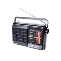 Rádio Portátil Motobras RM-PSMPBT21 AC - 1000mW RMS, 2 Faixas - AM, FM, OM, Bluetooth - Bivolt