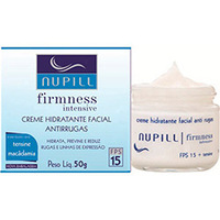 Creme Facial Nupill Hidratante Antirrugas Fps 15 Firmness Intensive 50g